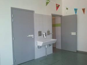 Ecole de Langeais - Sanitaires